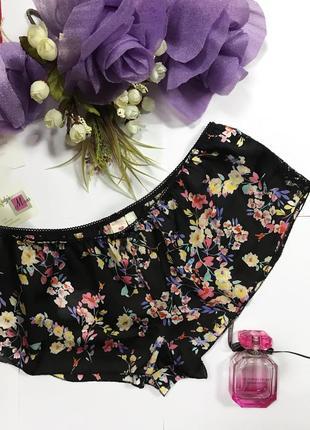 Шелковые трусики-шортики accessorize