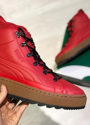 Ботинки puma ren boot оригинал