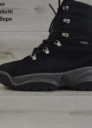 Зимние ботинки сапоги фирмы puma tresenta gore-tex original