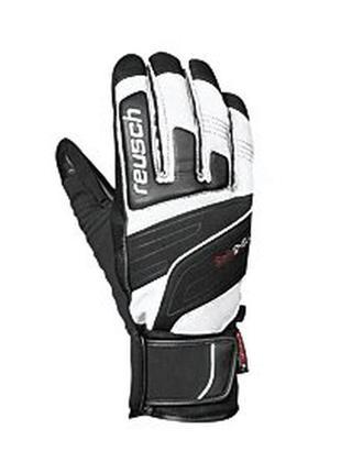 Брендовые перчатки reusch thunder tex xt,размер 8