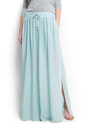 Макси юбка от mango