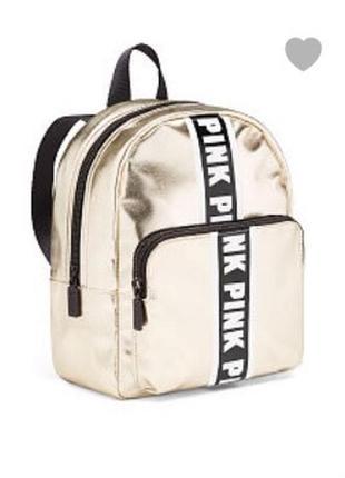 Рюкзак мини от pink victoria´s secret оригинал