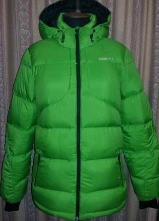 Craft, женская зимняя куртка, пуховик