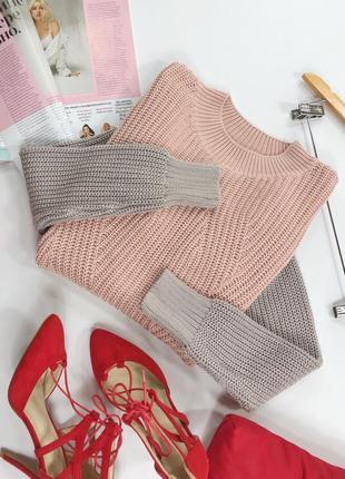 Брендовый оверсайз свитер color block superdry оригинал!