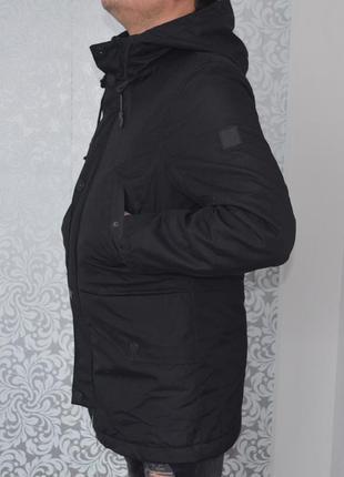 Тёплая и комфортная куртка tom tailor denim ®parka mens размер: s- m (по бирке: s )