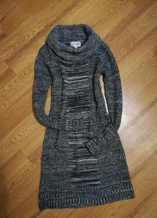 Платье туника р.10 цена 220