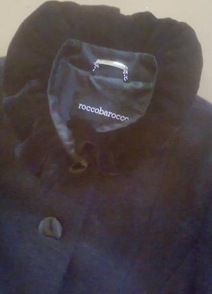 Пальто. италия. 62% виргинской шерсти+20% мохера+14% акрила, теплое.
