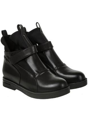 1027б женские ботинки summergirl,на каблуке,на толстой подошве,на низком ходу
