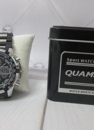 Наручные мужские часы watch топ 2018, подарок