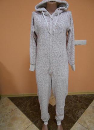 Махровая пижама next