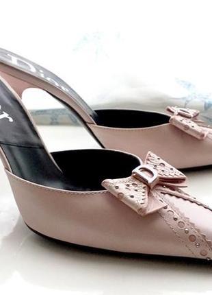 "Туфли ""dior"", оригинал, италия"