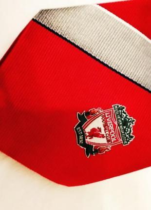 #галстук футбольного клуба ливерпуль англия