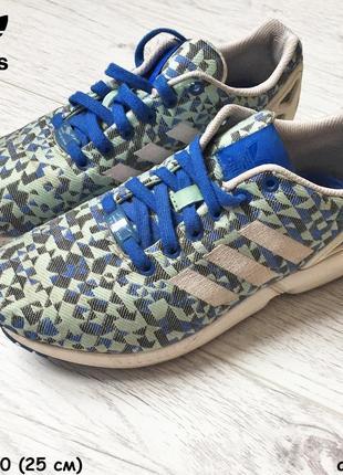 Мужские кроссовки adidas zx flux - special color