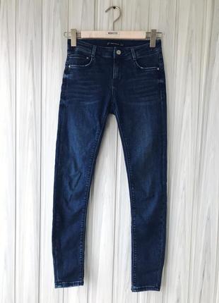 Новые скинни джинсы zara