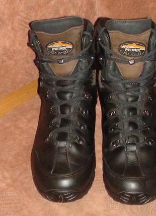 Meindl - зимові шкіряні трекінгові черевики. р- 46 (30см) Meindl ... fbcc724378830