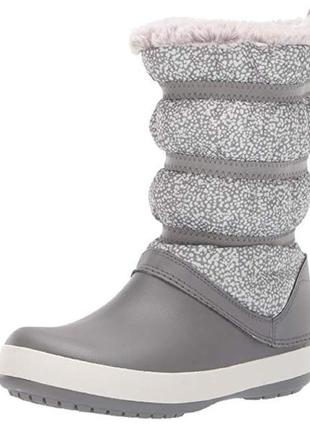 Women's crocband winter boot  by crocs