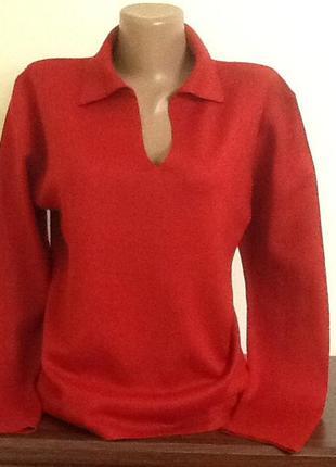 Итальянский свитер с шерстью от lin collection