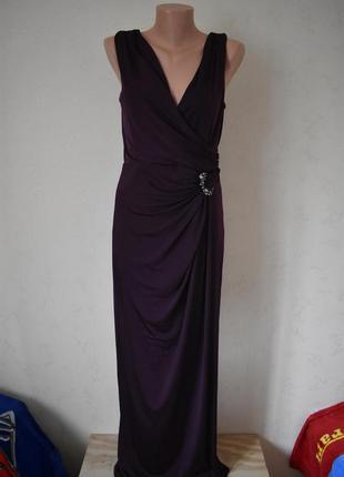 Новое шикарное нарядное платье