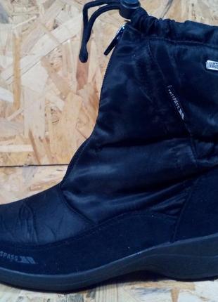 Зимние ботинки trespass 37 р.