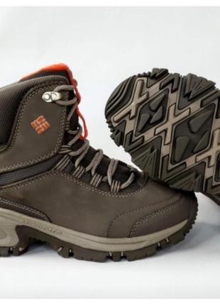 Зимние лыжные ботинки columbia 38;39;40;41р. распродажа