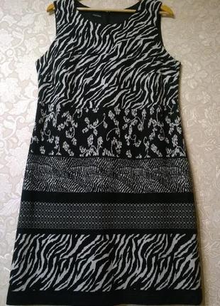 Интересное шерстяное платье-сарафан gerry weber ce0883c6f2247