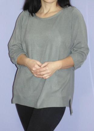 Стильный свитер 22 размера