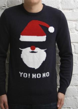 Новогодний свитер andgelo litrico