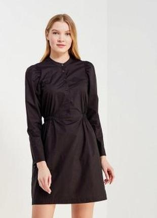 Стильное платье рубашка befree