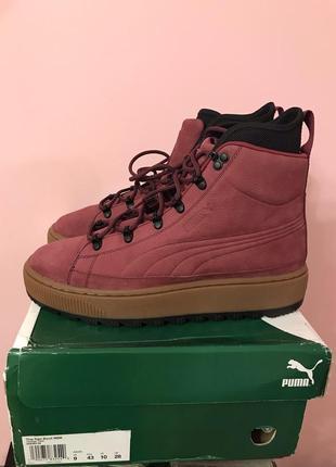 Ботинки мужские puma the ren boot nbk оригинал