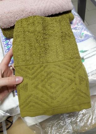 Плотное банное полотенце турция 100% хлопок ae cotton