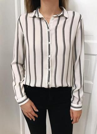 Рубашка в полоску new look