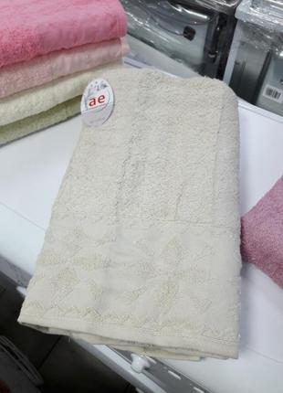 Плотное банное полотенце турция хлопок 100% ae cotton