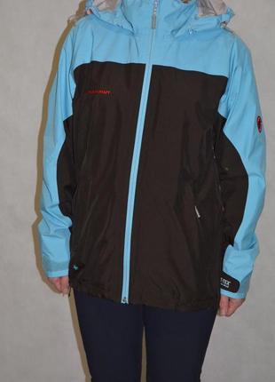 Куртка штормовка mammut (m)