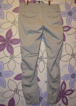 Реально крутые штаны с лампасной резинкой, 42 размер