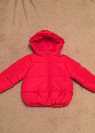 H&m курточка куртка 92