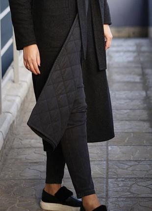 Продам свое красивое длинное пальто халат украинский дизайнер