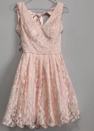 Коктельне плаття chi chi