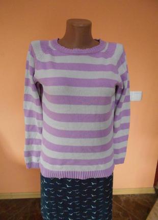 Шерстяной пуловер joy