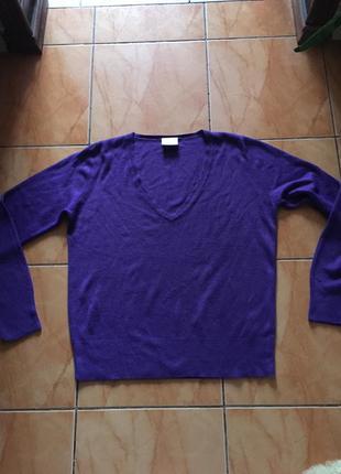 Фиолетовый полувер #3