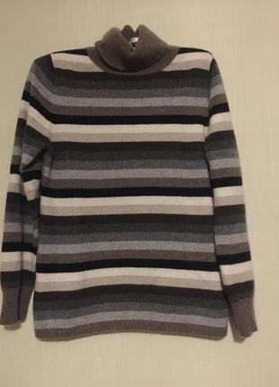 Водолазка свитер кашемир германия
