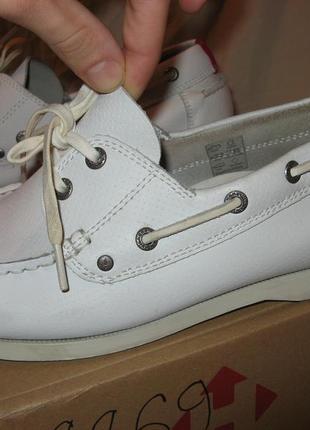 Мокасины туфли из натуральной кожи kickers оригинал размер 42 по стельке 27 см
