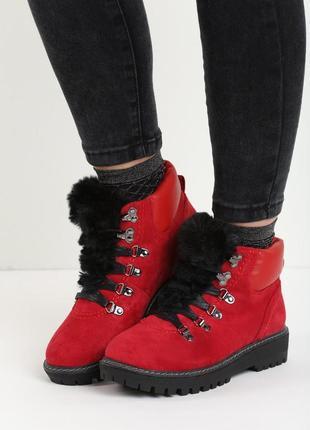 Ботинки  зимние -польша