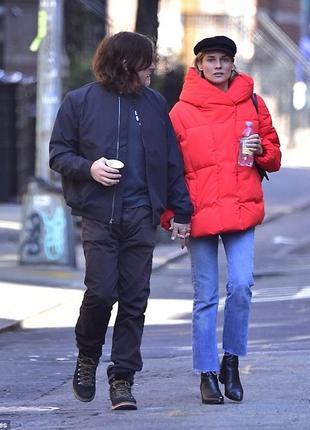 🔥 хитовая знаменитая трендовая зимняя курточка одеяло хит сезона бренд h&m размер 34, 44