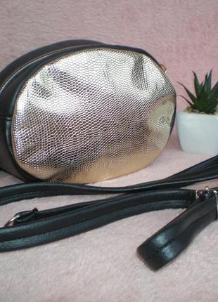Клатч - таблетка handmade