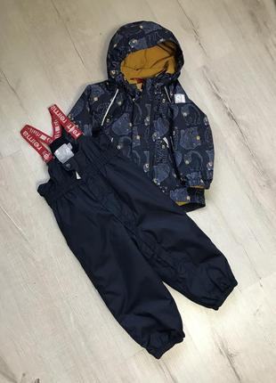 Костюм куртка комбинезон