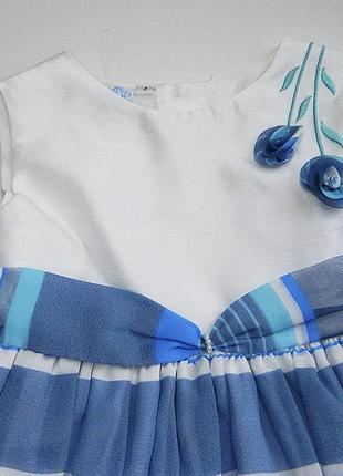 Платье в полоску2