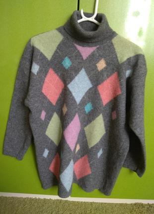 Гольф-свитер