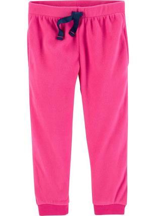 Флисовые штаны carter's 3т/93-98 см
