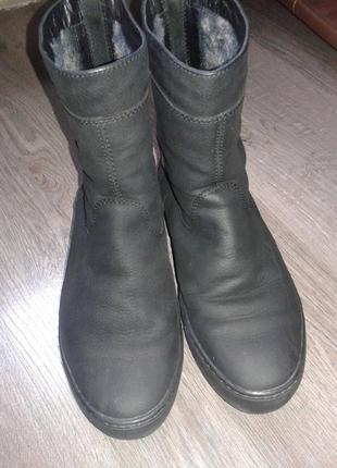 Сапоги ботинки vagabond 40р