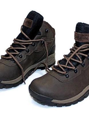 Ботинки 41 р columbia зимние кожа оригинал